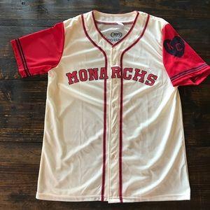 Other - MLB Kansas City Monarchs Jersey Royals
